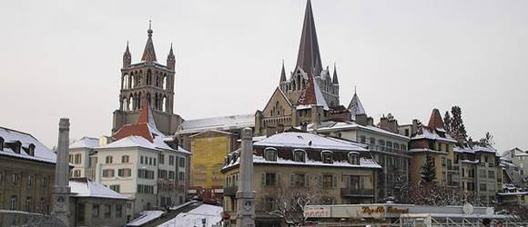 Hotels in Lausanne