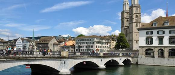 Hotels in Zurich